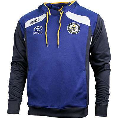 North Queensland Cowboys NRL 2015 Players ISC Performance Hoody BNWT's!