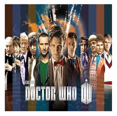 Doctor Who The Doctor /& Amy Collage 8 x 10 Glossy Photo Postcard NEW UNUSED #369