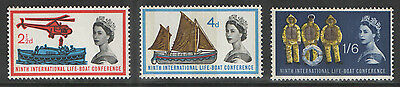 SG639p / 641p Lifeboat Conference Unmounted Mint Set Cat £48