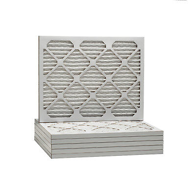 20x22x1 Dust and Pollen Merv 8 Replacement AC Furnace Air Filter (6 Pack)