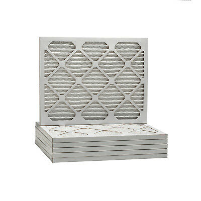 21-1/4x23-3/8x1 Dust and Pollen Merv 8 Replacement AC Furnace Air Filter 6 Pack
