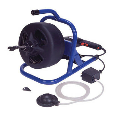 Drain Cleaner Wire | 50 Music Wire Machine Auger Clogged Sink Shower Tub Drain Cleaner