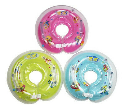 Profession New Baby Aids Infant Swimming Neck Float Ring Safety For 1-24 Month