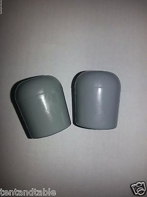 Chair Tips 25 LT Gray Replacement Furniture Chair Foot Grey Cap Dining Tip Caps