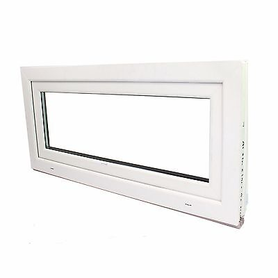 Window PVC TILT and TURN Aluplast IDEAL 4000 Width: 900 x Height : 600mm