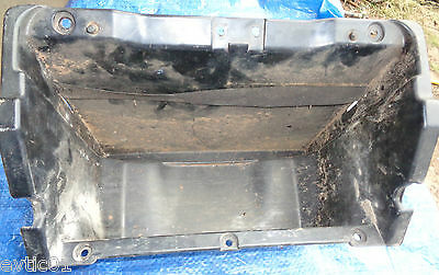 Toyota Landcruiser Glovebox base 75,78 & 79 series Utes & Troop Carriers 5035