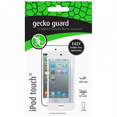 iPod Touch Bubble Free Guard White - 1 Pack GG700225 RRP $14.95