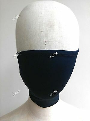 Cotton face mask COSPLAY for Anime NARUTO Hatake Kakashi with zipper