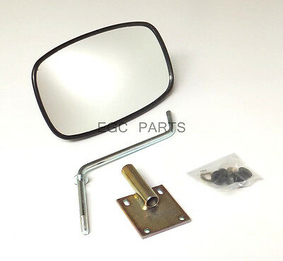 "New Holland ""3 Cyl & 30 Series"" Tractor Rear View Mirror Assembly - 81869605"