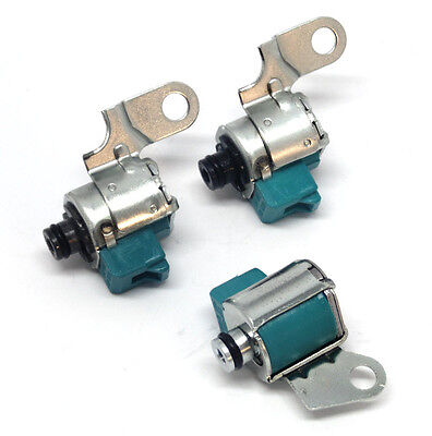 A340 AW4 TRANSMISSION SOLENOID KIT  3PC Shift TCC A340E A340F (99109)