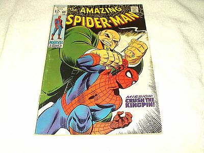 Marvel Comic The Amazing Spider-Man Issue 69 February 1969