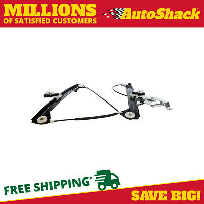New Front Left Drivers Side Window Regulator for a 2003-07 SAAB 9-3