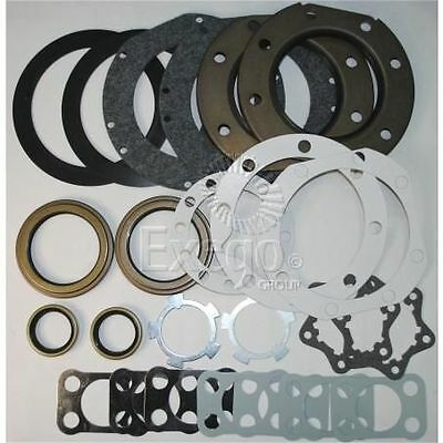 Front Axle Swivel Hub Seal Kit -Toyota Hilux All Leaf Spring Front Models.