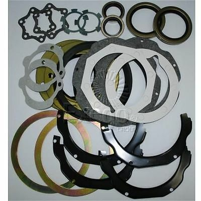 Front Axle Swivel Hub Seal Kit -Toyota Landcruiser 105 Series - All Solid Axles