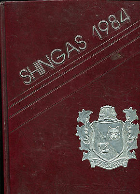 1984 Shingas Beaver Pa Area Senior High School Yearbook Michelle