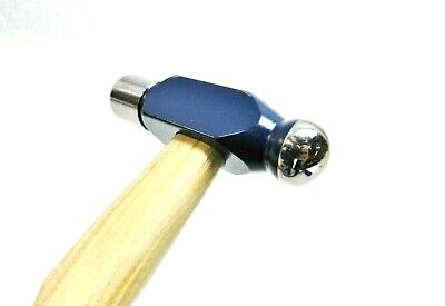 4oz BALL PEEN HAMMER METAL WORK FORMING HAND TOOL JEWELRY LEATHER HOBBY & CRAFTS