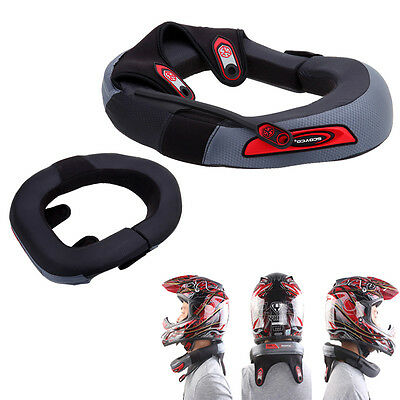 Neck Guard Motocross Off-Road Clothing Collar Brace Throat Safe Tool