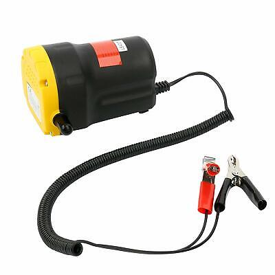 Awesome!!! 12v Fluid Oil Diesel Extractor + Tubes--Truck Boat Transfer Pump