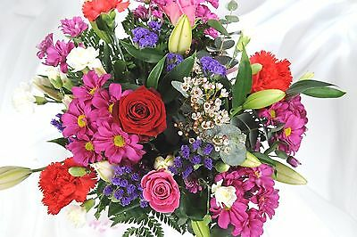 Superb Mixed Bouquet | FREE UK Next Day Delivery | Fresh Real