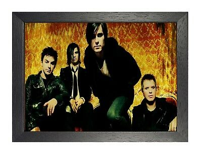 9 30 Seconds to Mars Picture Jared Leto Print Rock Band Photo Legends Poster