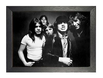 ACDC  (6) Rock Band Metal Legends Star Classic Oldschool New Poster A3 A4