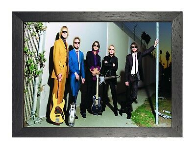 3 Aerosmith Photo Rock Band Print Metal Legends Picture Vintage Music Poster