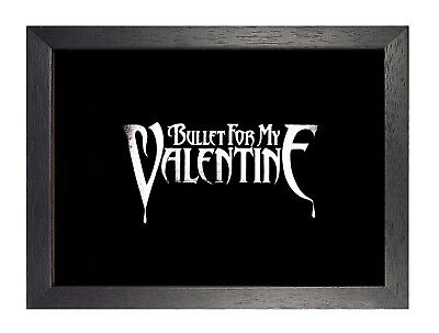 8 Bullet For My Valentine Artwork Welsh Rock Band Print Heavy Metal Music Poster