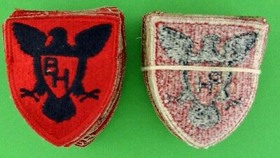 Lot of 20 Army 86th Infantry Division Patches - cut edge - L45