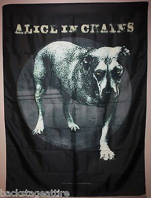 Alice in Chains Grin Layne Staley 29X43 Cloth Fabric Poster Flag Wall Banner-New