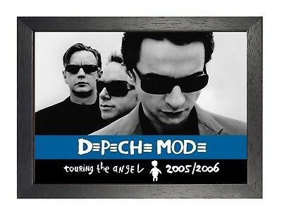 Depeche Mode 15 Photo Rock Band Print Heavy Metal Picture Vintage Music Poster