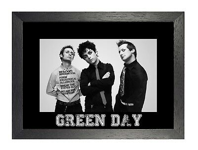 Green Day 13 Photo American Rock Band Legends Picture Vintage Music Poster