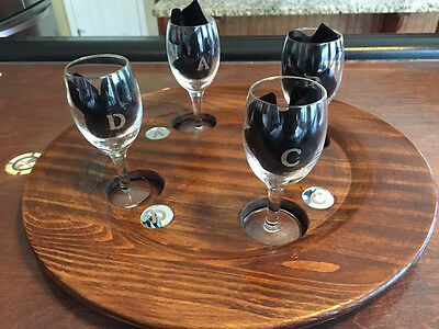 Wine Flight Tasting Sets