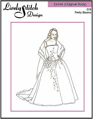 Original Body sewing pattern for the Emme doll by Tonner Radiant