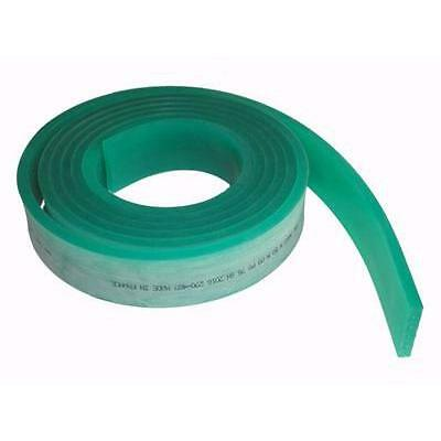 Screen Printing Squeegee Blade Replacement Accessory Ink Scraper Materials Green