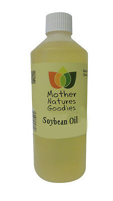 SOYA BEAN OIL (Soybean)- Cold Pressed (Massage Carrier Base Aromatherapy)