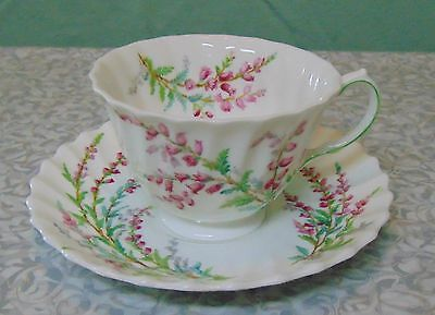 ROYAL DOULTON Bell Heather   Cup and Saucer Set