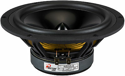"Dayton Audio RS225-8 8"" Reference Woofer"