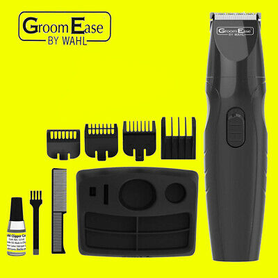 Wahl Cordless Rechargeable Body Hair Beard Neck Clipper Trimmer 9685-517