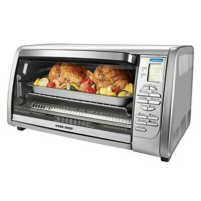 Nuwave Countertop Convection Oven : Countertop Convection Oven Rotisserie Stainless Steel Toaster Baking ...