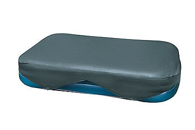 Intex Rectangular Swimming Pool Cover Paddling Pool Cover For Pools up to 3M