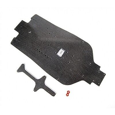 Schelle Racing SCH1100 D413 Stretch Carbon Chassis Set