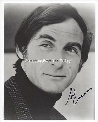 Sid Caesar Hand Signed Photo 8x10 Autographed Your Show Of Shows