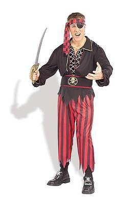 Pirate Man, Fancy Dress Costume #us