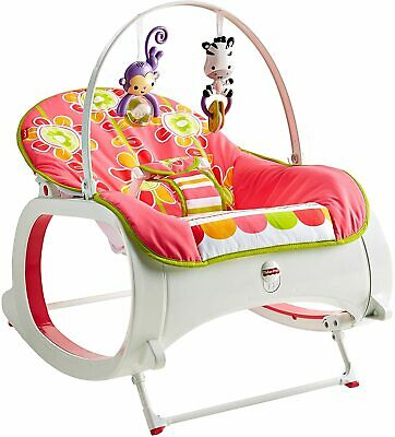 Fisher-Price Infant-to-Toddler Rocker - Floral Confetti