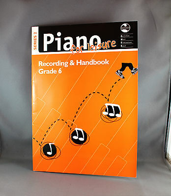 AMEB Piano for Leisure Series 2 Recording & Handbook Grade 6 - Brand New