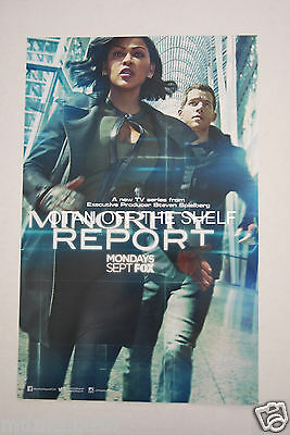 SDCC Comic Con 2015 EXCLUSIVE Minority Report GOOD SANDS Tv series promo poster