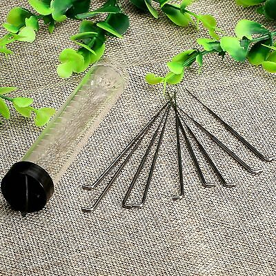 S M L 3-18Pcs Felting Needles Handle Holder Bottle Wool Felt Kit DIY Craft Tools