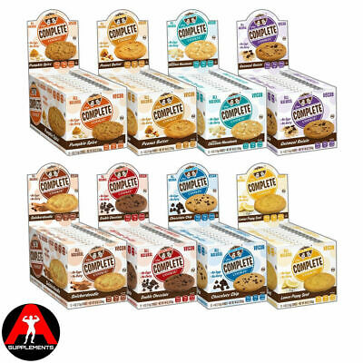 Lenny & Larry's Complete Cookie High Protein Cookie Vegan 113g x 12 Cookies