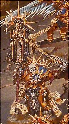 Warhammer Age of Sigmar Stormcast Eternal Lord-Relictor