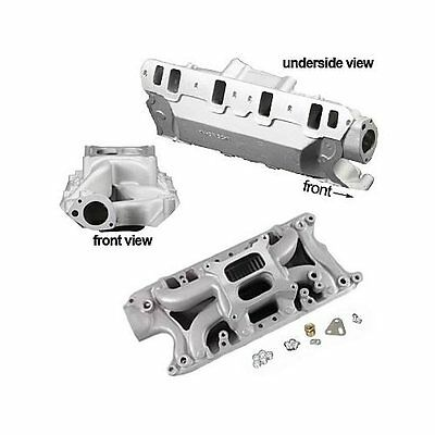 Summit Racing Stage 3 Intake Manifold Ford SB V8 260 289 302 Fits Stock Heads